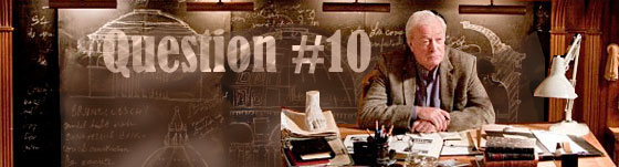 10 Inception Questions - #10