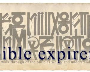 bible-experiment