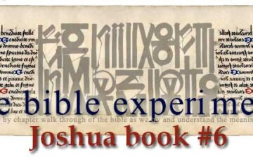 joshua-bible-experiment