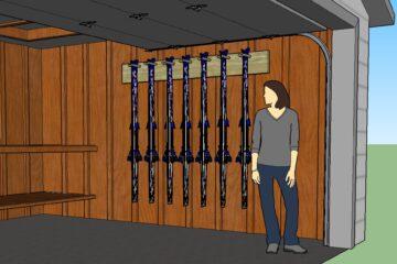 garage-ski-rack