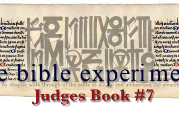 Judges-Bible-Experiment