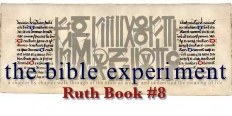 Ruth-Bible-Experiment