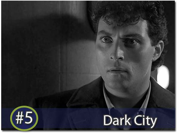 5 Best Mind Bending Movies - Dark City