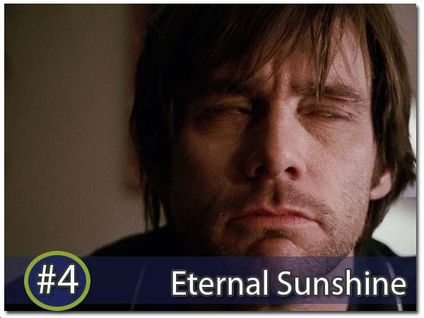 5 Best Mind Bending Movies - Eternal Sunshine