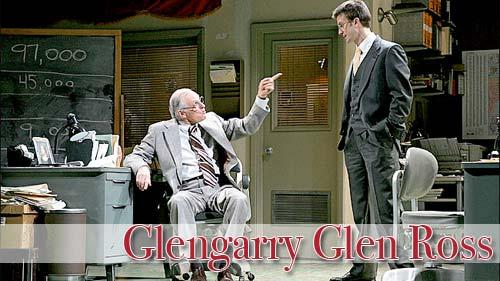 Top 10 Best Dialogue Movies - Glengarry Glen Ross