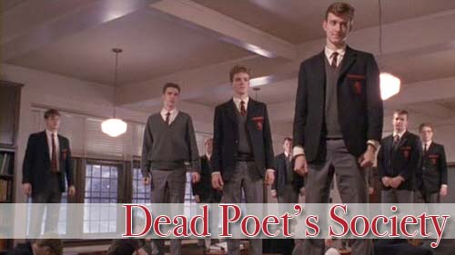 Top 10 Best Dialogue Movies - Dead Poet's Society