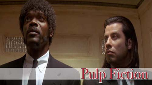 Top 10 Best Dialogue Movies - Pulp Fiction