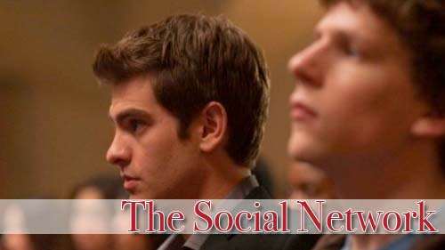 Top 10 Best Dialogue Movies - The Social Network