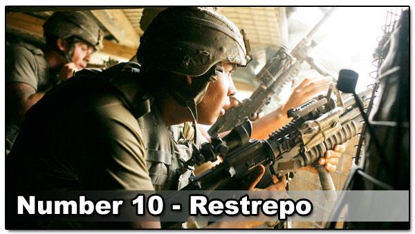 Top Ten Best Guy Movies - Restrepo