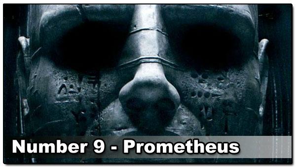 Top 10 Best Guy Movies - Prometheus