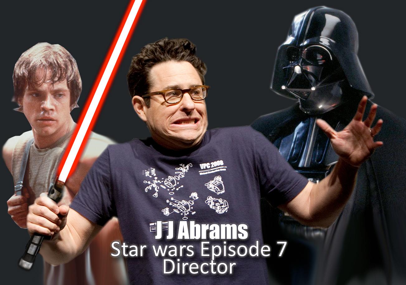JJAbrams Starwars Director