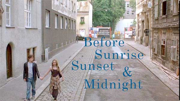 before sunrise sunset and midnight review