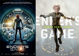 Ender's Game Book Movie
