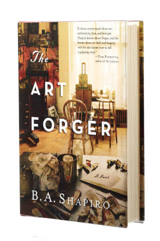 art-forger books we love