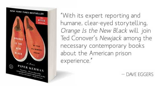 orange is the new black books we love