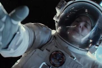 Gravity 2013 Movie Sandra Bullock Review