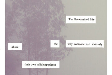 Eraser Poetry Infinite Jest