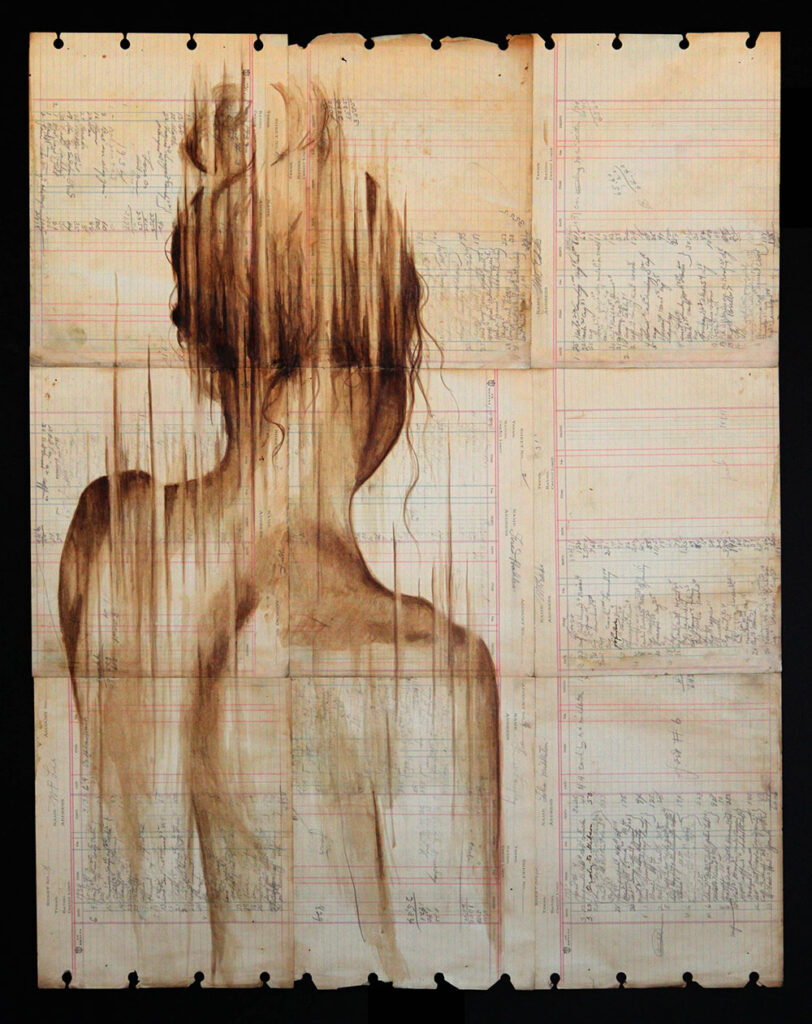 girl-back-fading michael aaron
