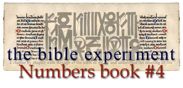 the bible experiment numbers