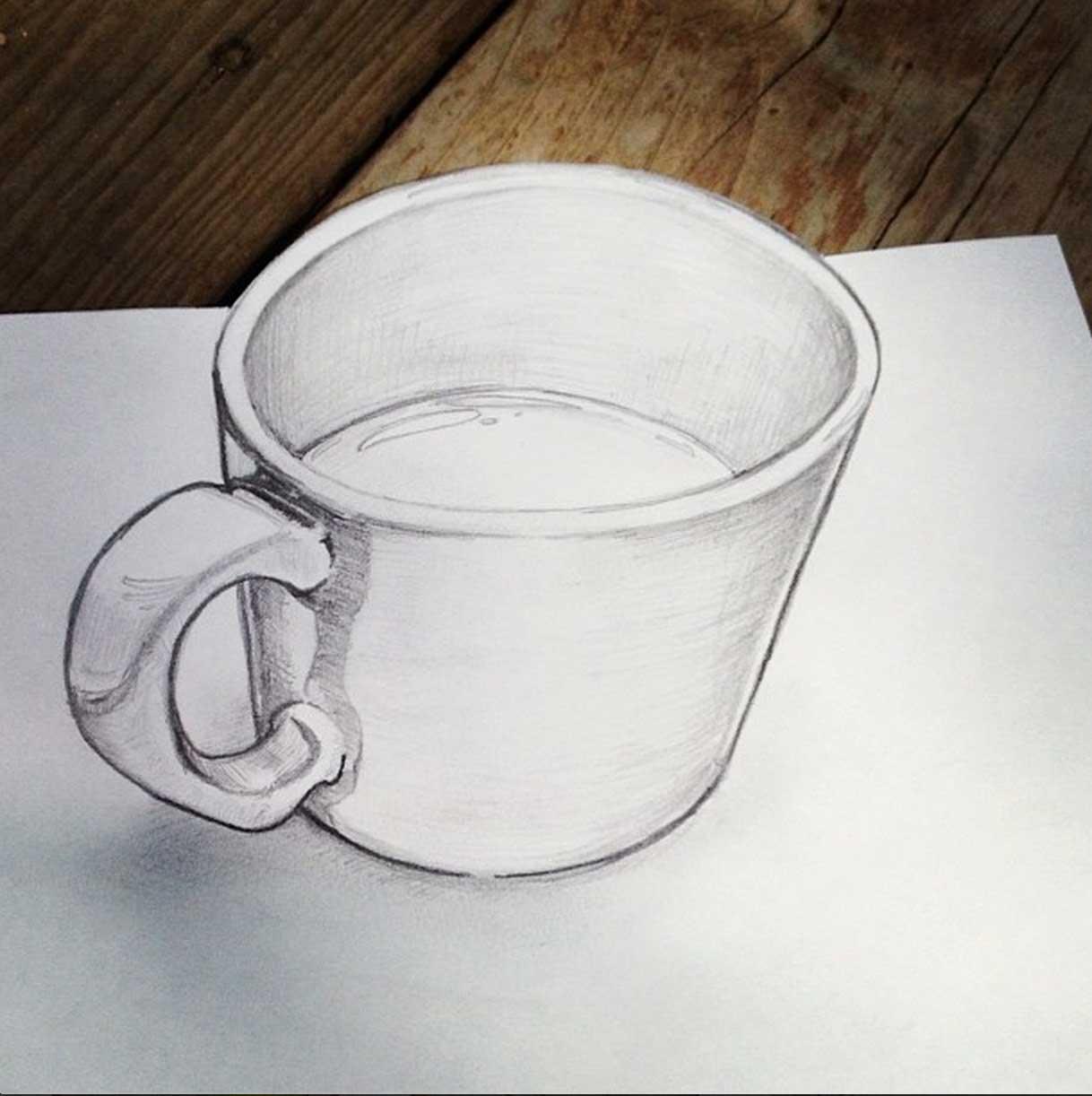 anamorphic drawing fun