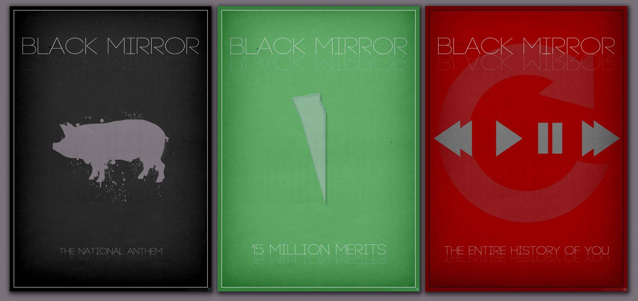 Black Mirror: Watch Black Mirror Now