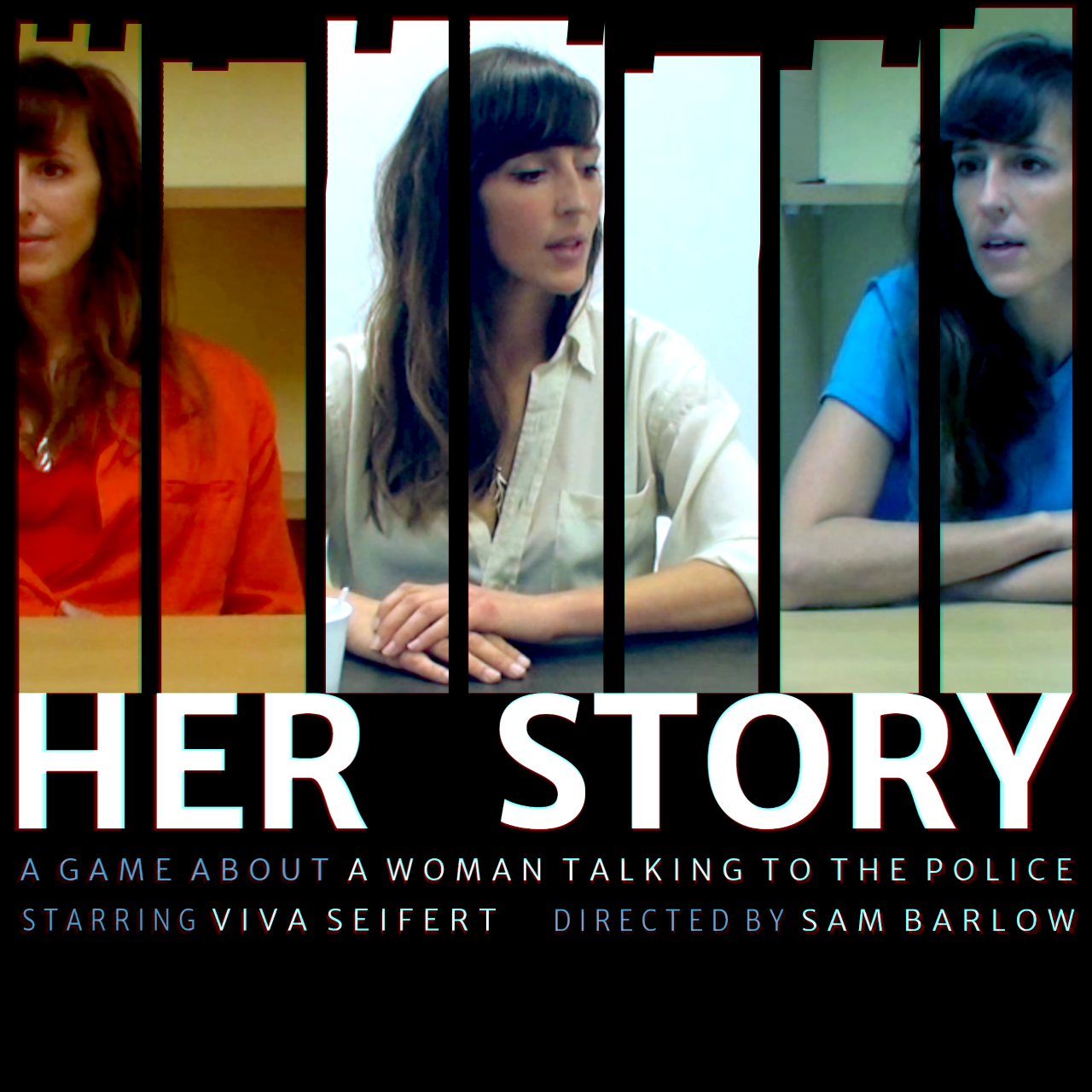 Her Story Game Interview With Sam Barlow