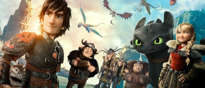 how to train your dragon 2 making of