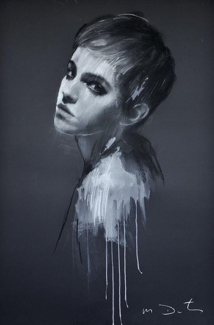 Start With Dark Or Light Oil Paint