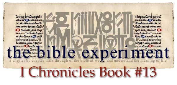I-Chronicles-Bible-Experiment