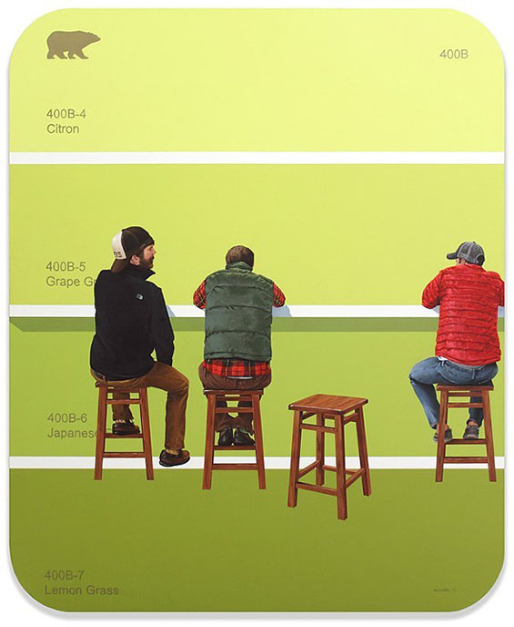 Shawn Huckins Interview Paint Chip 4 Taylor Holmes Inc