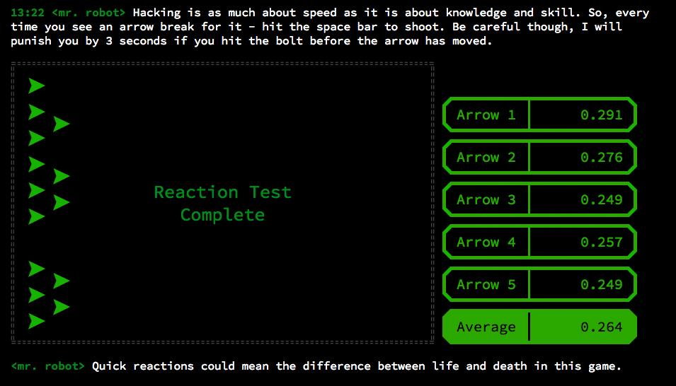 mr-robot-reaction-test