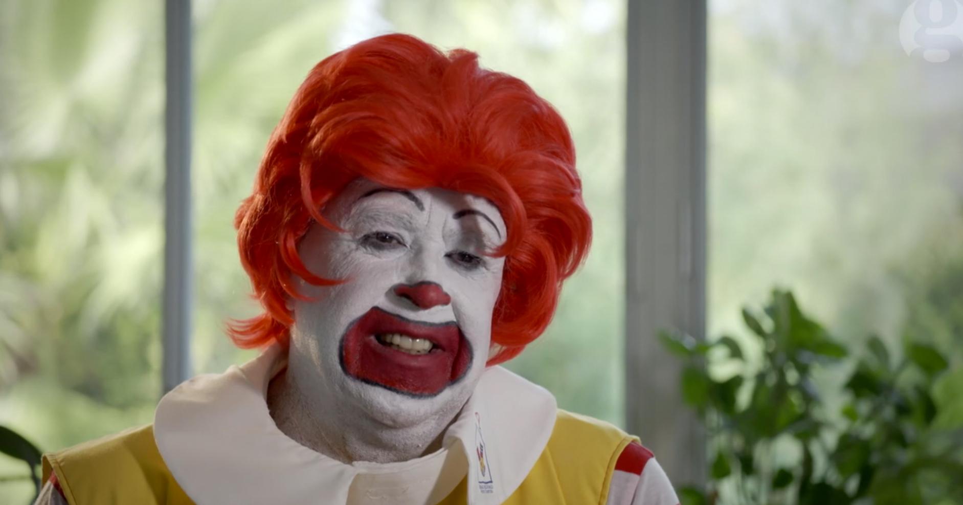 Ronald Mcdonald Halloween