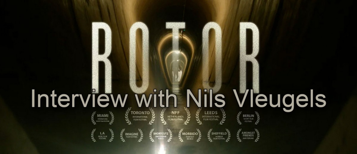 Rotor Short Movie Interview With Nils Vleugels