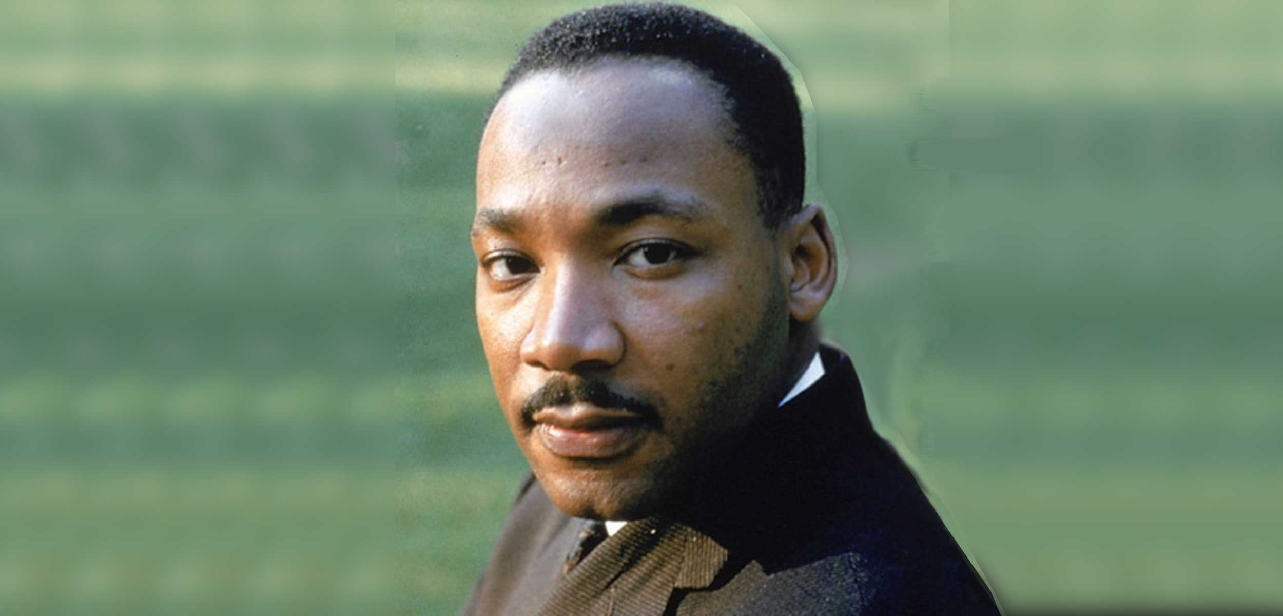 thesis martin luther king jr Authorship issues concerning martin luther king jr center on claims of martin luther king jr having committed plagiarism these issues fall into two general.
