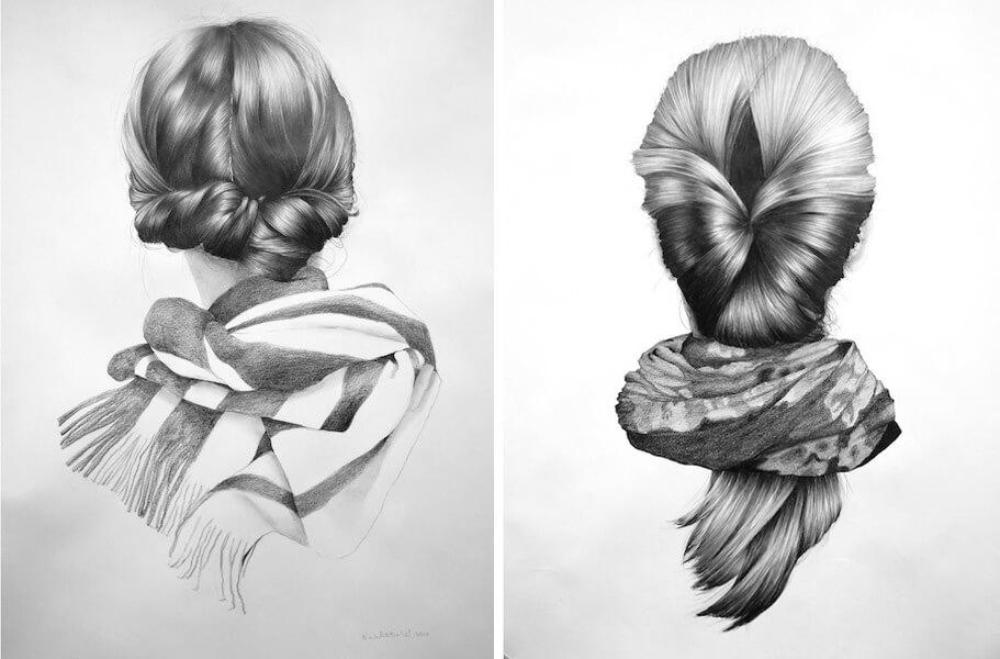Nettie-Pencil-Sketches1