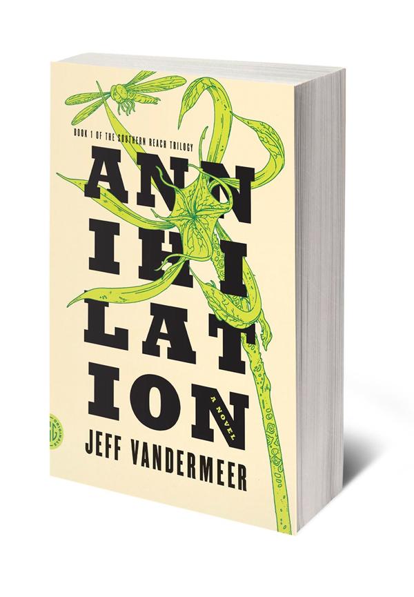 Annihilation-book