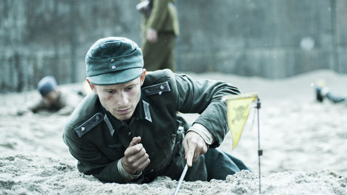 Land of Mine Is An Intense Must See Movie - Taylor Holmes inc