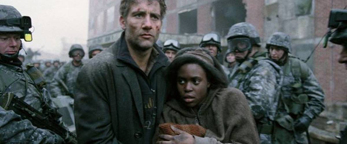 Let Me Explain the Movie Children of Men To You - Taylor