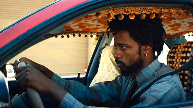 Let Me Explain Why Sorry To Bother You Will Wreck Your Brain - Cash in his car