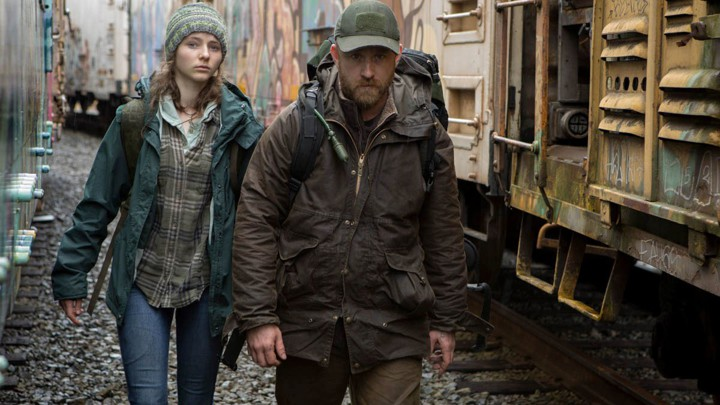 Emotional Trainwreck Leave No Trace Movie Explained - Taylor