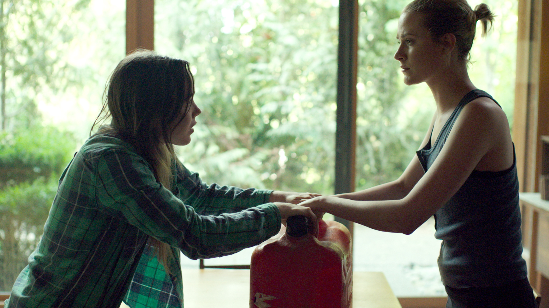 Into the Forest is a Movingly Realistic Post Apocalyptic Force - Taylor