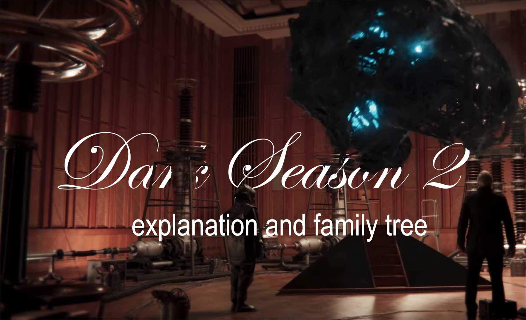 Netflix Show Dark Season 2 Walkthrough - Taylor Holmes inc
