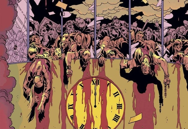 The World of HBO's Watchmen Recommendation