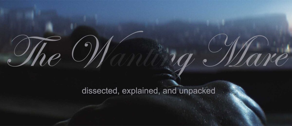 The Wanting Mare Movie Explained and Discussed