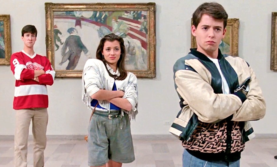 Five Movies for Thinking High Schoolers - Ferris Bueller's Day Off