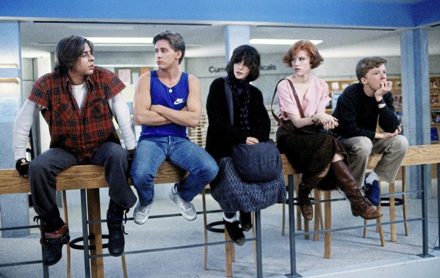 Five Movies for Thinking High Schoolers - Breakfast Club