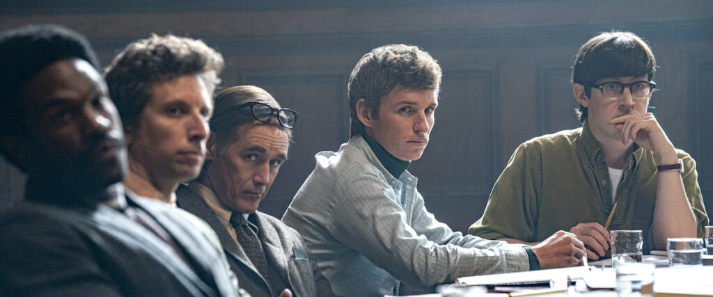 Why The Trial of the Chicago 7 is Must See because there isn't a more important time to watch this film than right now.