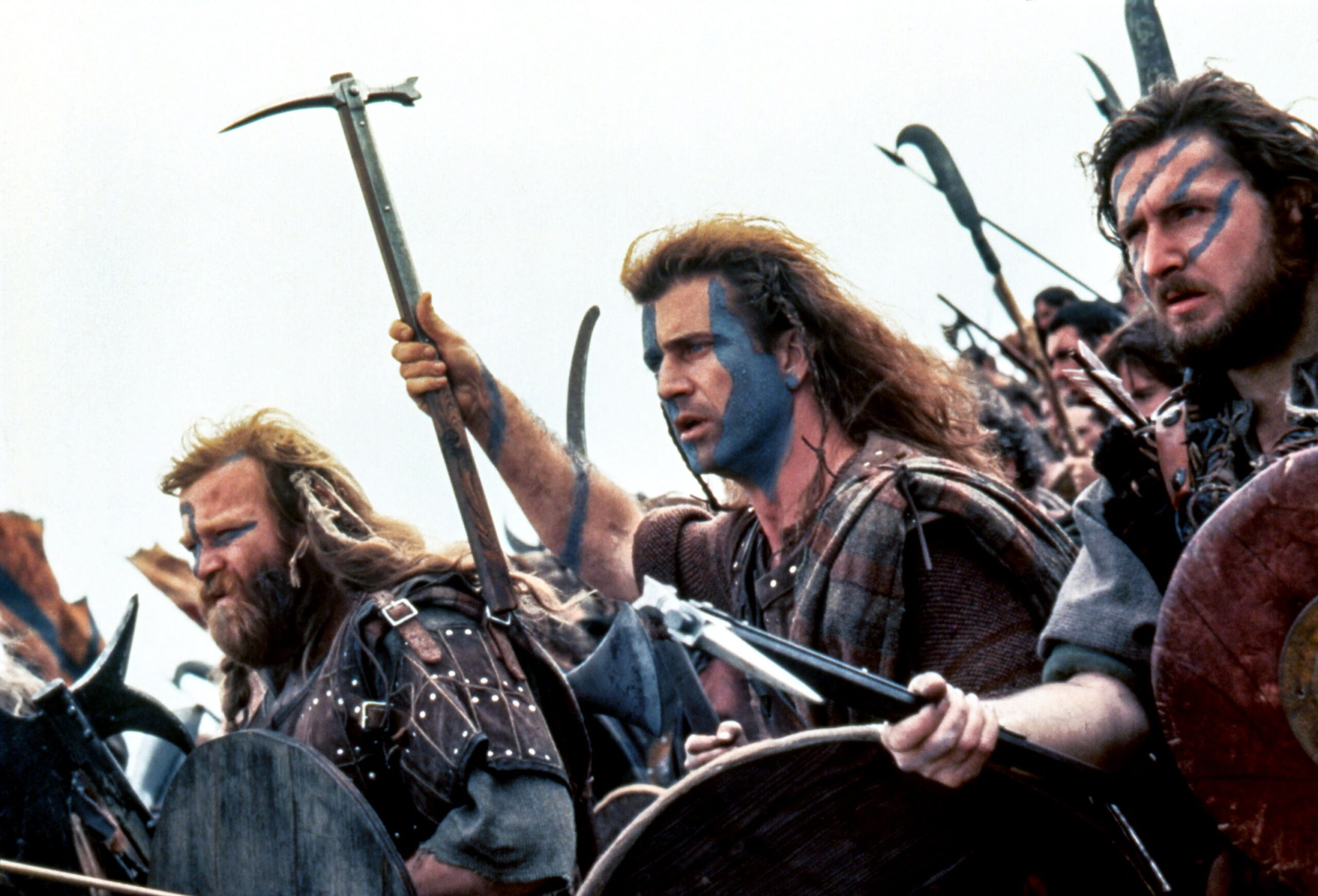 Top 100 Movies of All Time Braveheart